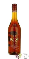 Jacobi 1880 VSOP German Rheingau brandy 40% vol.   0.70 l