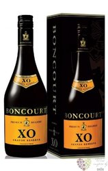 "Boncourt "" XO "" French brandy by Camus cognac 40% vol.    0.70 l"