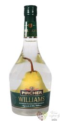 "Pircher "" Williams mit birne "" pear Williams brandy from South Tyrol 40% vol.  0.70 l"