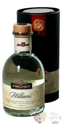 "Pircher "" Williams "" glass pack pear brandy from The South Tyrol 40% vol.    0.50 l"