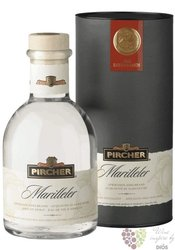 "Pircher "" Marillener "" apricot brandy Spirit from South Tyrol 40% vol.    0.70 l"