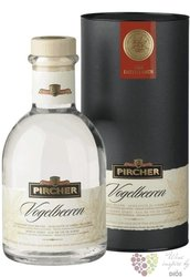 "Pircher "" Vogelbeergeist "" rowanberries brandy from South Tyrol 40% vol.    0.70 l"