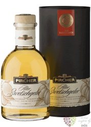 "Pircher "" Alter Zwetschgeler "" Italian aged fruits brandy 40% vol.  0.70 l"