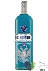 Stroganoff Austria Vodka Blue mix  20% Vol.   1.00 l