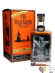 Wild Geese single malt Irish whiskey 43% vol.    0.70 l