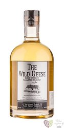"Wild Geese "" Classic blend "" blended Irish whiskey 40% vol.   0.70 l"