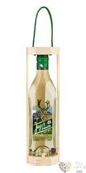 "Borovička "" Jager "" original Slovakian herbal liqueur 37.5% vol.  0.50 l"