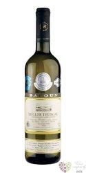 Muller Thurgau  2013 pozdní sběr z vinařství Radomil Baloun Velké Pavlovice    0.75 l