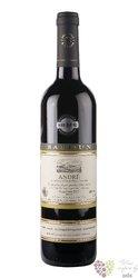 André 2017 pozdní sběr vinařství Radomil Baloun  0.75 l