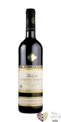 Cabernet Moravia 2010 pozdní sběr z vinařství Radomil Baloun Velké Pavlovice  0.75 l