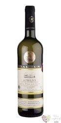 Aurelius 2015 výběr z hroznů vinařství Radomil Baloun Velké Pavlovice  0.75 l