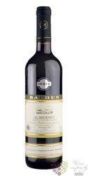 Alibernet 2010 pozdní sběr vinařství Radomil Baloun Velké Pavlovice  0.75 l