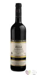 Alibernet 2016 pozdní sběr vinařství Radomil Baloun Velké Pavlovice  0.75 l