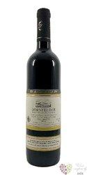 Dornfelder 2018 pozdní sběr vinařství Radomil Baloun  0.75 l