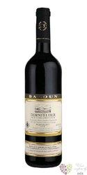 Dornfelder 2017 pozdní sběr vinařství Radomil Baloun  0.75 l