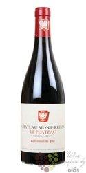 """Chateauneuf du Pape rouge """" le Plateau """" Aoc 2014 Chateau Mont Redon  0.75 l"""