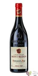 Chateauneuf du Pape rouge Aoc 2017 Chateau Mont Redon  0.75 l