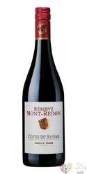 Cotes du Rhone rouge Aoc 2015 Chateau Mont Redon     0.75 l