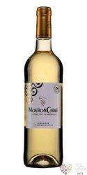 """Bordeaux blanc """" Mouton Cadet """" Aoc 2017 Baron Philippe de Rothschild  0.75 l"""