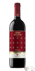 """Rioja tinto Crianza """" Altos Ibericos """" DOCa 2015 Soto de Torres by Miguel Torres  0.75 l"""