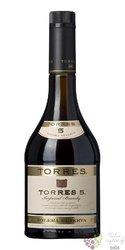"Brandy de Catalunya "" Solera reserva "" aged 5 years Miguel Torres 38% vol.    0.70 l"