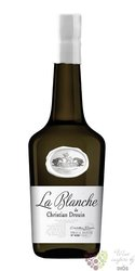 "Christian Drouin "" la Blanche "" small batch Calvados do Pays d´Auge 40% vol.  0.70 l"