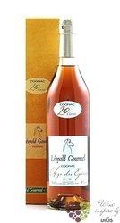 """Léopold Gourmel 1980 """" Age des Epices """" 20 Carats Cognac AOC 43% Vol.    0.70 l"""