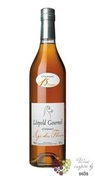 "Léopold Gourmel 1986 "" Age des Fleurs "" 15 Carats Cognac AOC 42% Vol.    0.70 l"