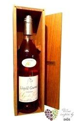 "Léopold Gourmel 1990 "" Age des Fruit "" 10 Carats Cognac AOC 40% Vol.    0.70 l"