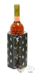 Chladící obal na láhev černý