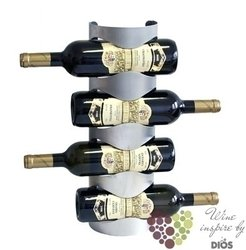 Rostfest metal stand for 4 bottles