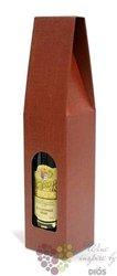 """Paper box """" Bordeaux """" for 1 bottle"""