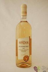 Rulandské šedé 2009 výběr z hroznů vinařství Pavel Binder 0.75 l