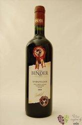 Dornfelder 2008 pozdní sběr z vinařství Pavel Binder    0.75 l