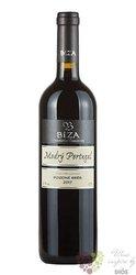 Modrý Portugal 2009 pozdní sběr z vinařství Bíza Čejkovice    0.75 l