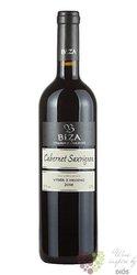 Cabernet Sauvignon 2015 výběr z hroznů Bíza  0.75 l