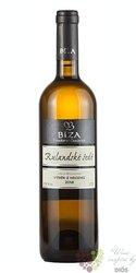 Rulandské šedé 2014 pozdní sběr z vinařství Bíza Čejkovice    0.75 l