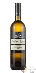 Muller Thurgau 2016 pozdní sběr Bíza  0.75 l