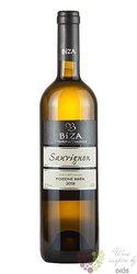 Sauvignon blanc 2015 pozdní sběr vinařství Bíza Čejkovice  0.75 l
