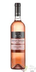 Cabernet Sauvignon rosé 2016 pozdní sběr Bíza  0.75 l