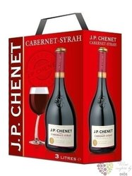 BIB Cabernet & Syrah South west France d´Oc J.P.Chenet    3.00 l