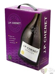 BIB Merlot South west France D´Oc J.P.Chenet      3.00 l