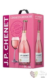 BIB Cinsault & Grenache rosé South west France D´Oc J.P.Chenet   3.00 l