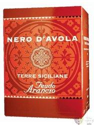 BIB Sicilia Nero d´Avola Feudo Arancio  5.00 l
