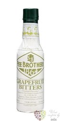 "Fee Brothers bitters "" Grapefruit "" coctail flavouring 17% vol.    0.150 l"