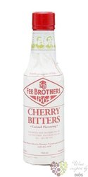 "Fee Brothers bitters "" Cherry "" coctail flavouring 4.8% vol.    0.150 l"