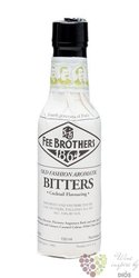 "Fee Brothers bitters "" Old fashion aromatic "" coctail flavouring 17.5% vol.    0.150 l"
