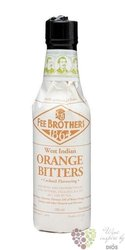 "Fee Brothers bitters "" Orange west Indian "" coctail flavoring 9% vol.  0.15 l"