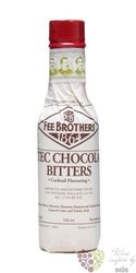 "Fee Brothers bitters "" Aztec Chocolate "" coctail flavouring 2.55% vol.    0.150l"