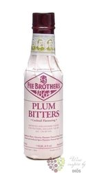 "Fee Brothers bitters "" Plum "" coctail flavouring 12% vol.  0.150 l"